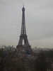 Tour Eiffel from the Cite de Architecture et du Patromoine<br /> Paris - 2013-01-12 at 12-06-19