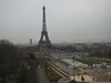 Tour Eiffel from the Cite de Architecture et du Patromoine<br /> Paris - 2013-01-12 at 12-27-10