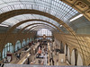 Musee d'Orsay interior. Photography of the collection is prohibited<br /> Paris - 2013-01-11 at 11-01-51