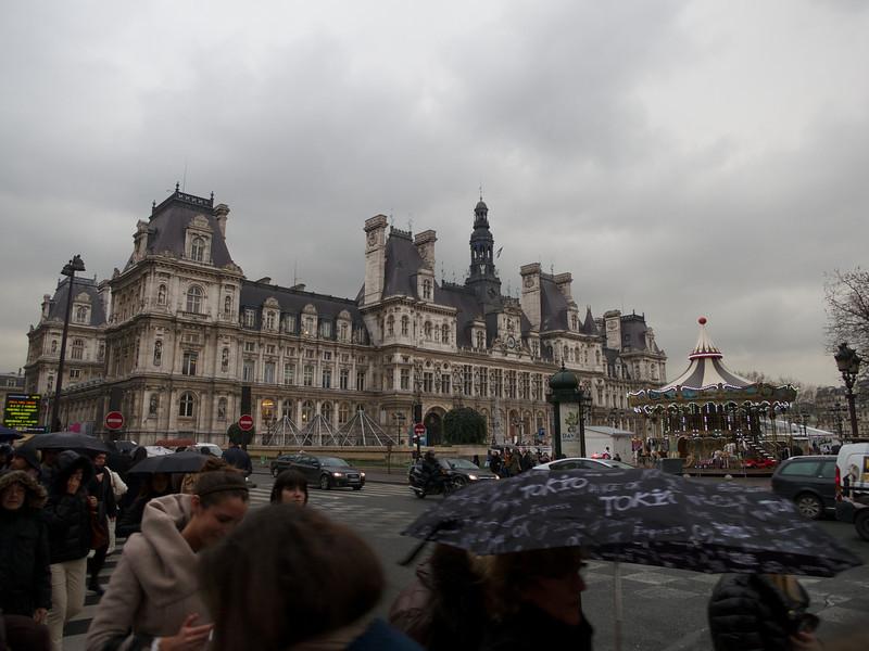 Hotel de Ville<br /> Paris - 2013-01-11 at 15-37-46
