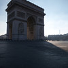 Arc de Triomphe and Tour Eiffel<br /> Paris - 2013-01-14 at 11-59-41