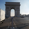 Arc de Triomphe<br /> Paris - 2013-01-14 at 12-03-14