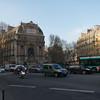 Place St Michel<br /> Paris - 2013-01-14 at 09-58-52