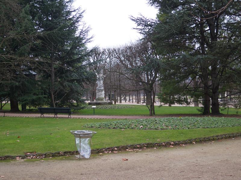 Jardin du Luxembourg<br /> Paris - 2013-01-09 at 10-21-32