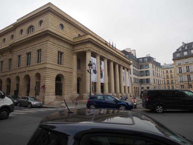 Odeon Theater<br /> Paris - 2015-02-18 at 15-38-12