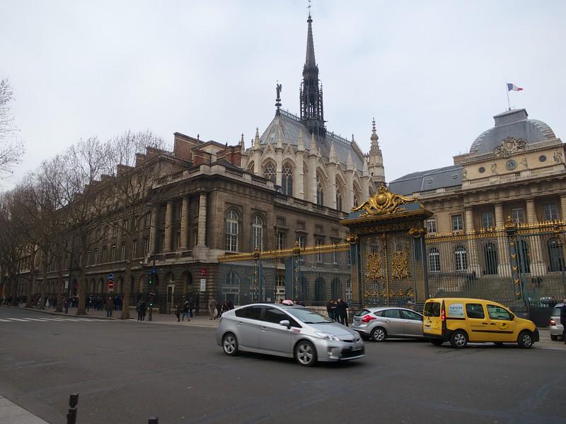 Ste Chapelle & the Palais de Justice<br /> Paris - 2015-02-19 at 10-28-40