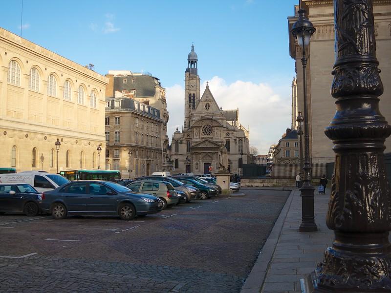 St Etienne du Mont<br /> Paris - 2015-02-24 at 17-20-26