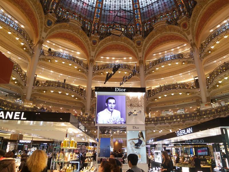 Galleries Lafayette Hausemann<br /> Paris - 2015-02-24 at 13-26-04
