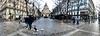Place de la Sorbonne Panorama