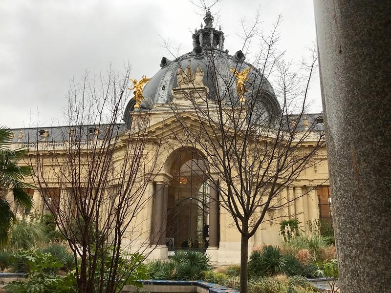 Gardens of the Petit Palais