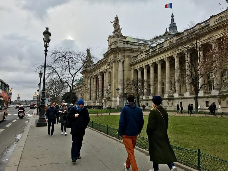 Thw Grand Palais