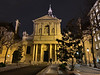 The Sorbonne at Night