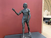 Rodin's John the Baptist
