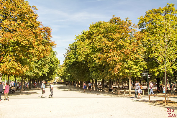 Luxembourg Garden Paris - locals' spot 4