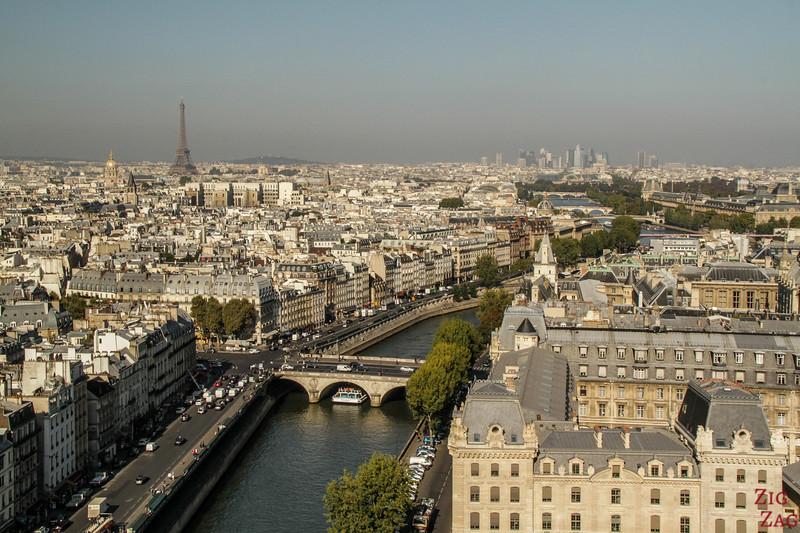 Paris Long Weekend Itinerary - seine-river-999969_640
