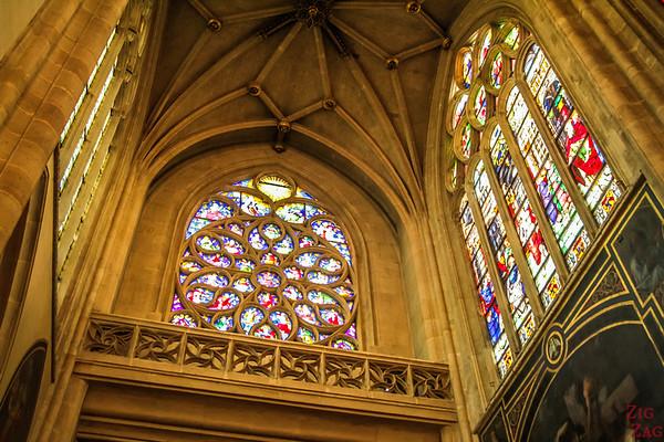Saint Germain l'Auxerrois church, paris - inside 6