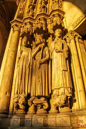 Saint Germain l'Auxerrois church, paris - entrance 2