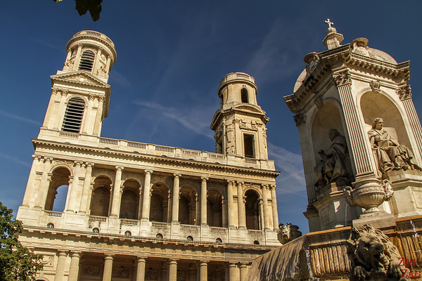Top place to visit in paris: Saint Sulpice, Paris