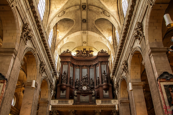 Organ of Saint Sulpice, Paris
