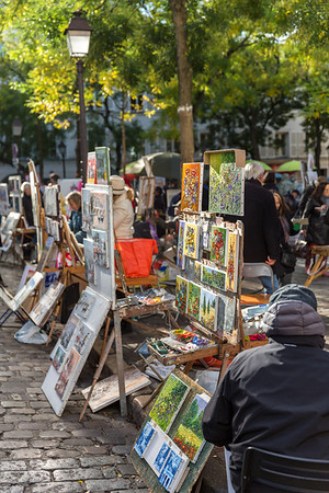 Artists of Montmartre