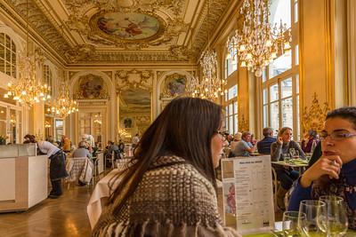 Mathilde & Annick - Musée d'Orsay restaurant
