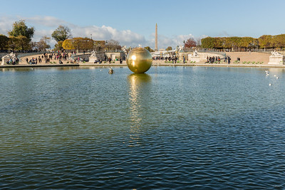 View towards Place de la Concorde
