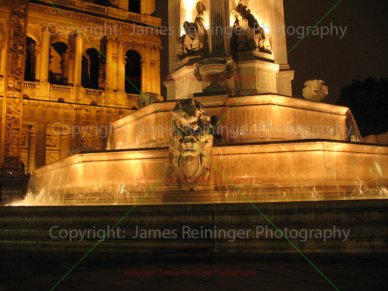 Fontaine Saint-Sulpice<br /> Paris, France