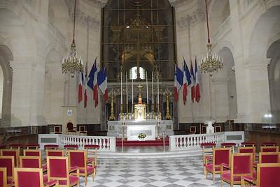 Eglise Saint-Louis Hotel de Invalides