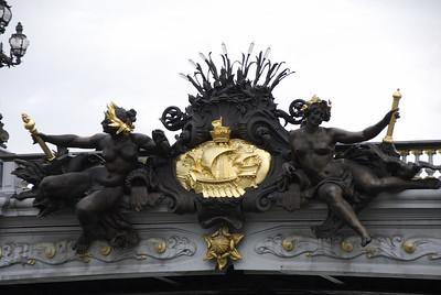 Pont Alexandre III - Built 1900