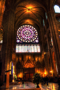Rose Window of Notre Dame