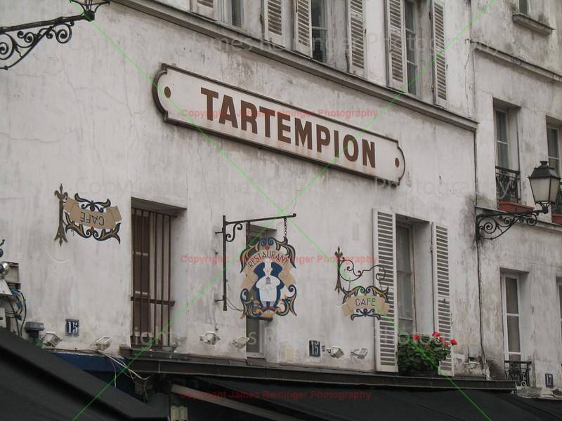 Montmartre<br /> Paris, France