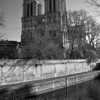Notre Dame de Paris<br /> <br /> Infra Red shot, Paris - France
