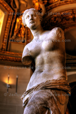 Venus de Milo<br /> <br /> Louvre, Paris - France
