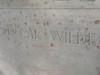 Oscar Wilde's Grave Site<br /> Paris, France
