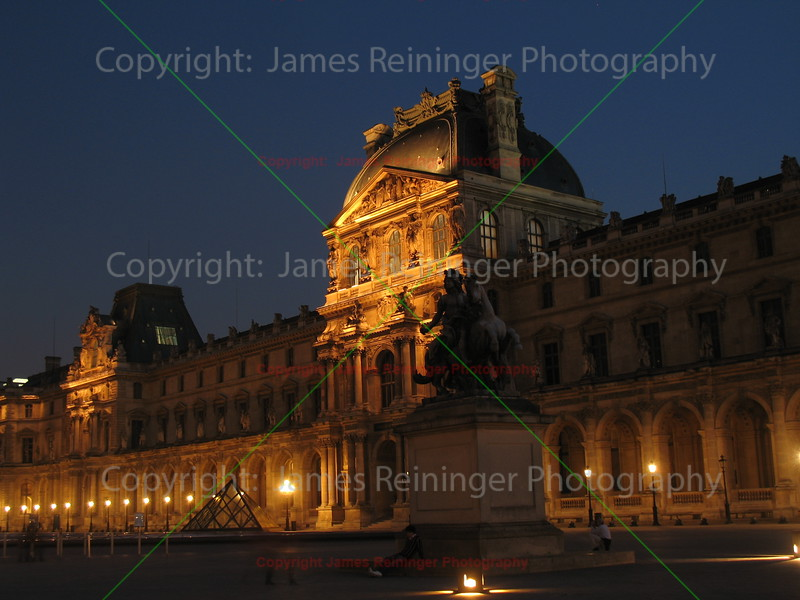 Louvre<br /> Paris, France