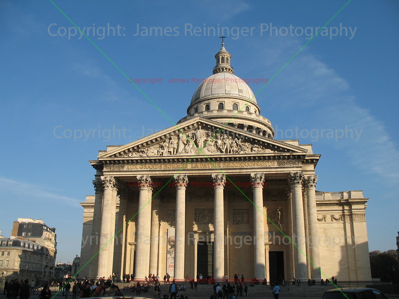 Pantheon<br /> Paris, France