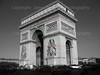 Arc de Triomphe <br /> Paris, France<br /> <br /> To see more pictures of France, click on the link below.