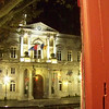 the Mairie by night. Avignon