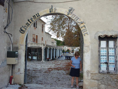 2009 France Part 3 - Riez, Gorge de Verdon