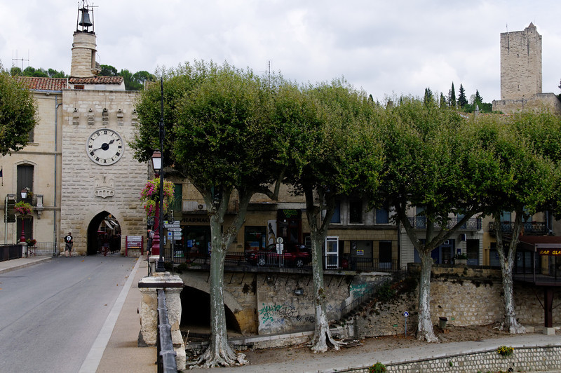 Sommieres, South France