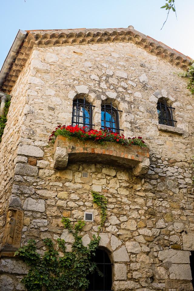 Eze Village, Côte d'Azur, French Riviera, France, Europe
