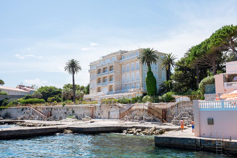 Beaulieu-sur-Mer, Côte d'Azur, French Riviera, France, Europe