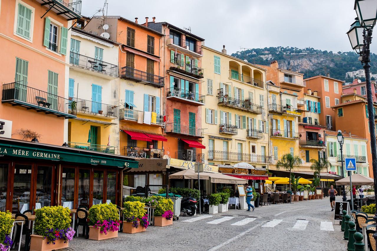Villefranche-sur-Mer, Côte d'Azur, French Riviera, France, Europe