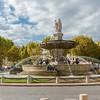 La fontaine de la Rotonde