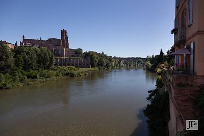 River Tarn, Albi