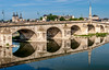 Bridge over Loire, Blois