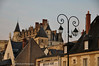 063 Chateau, Amboise, Sunset