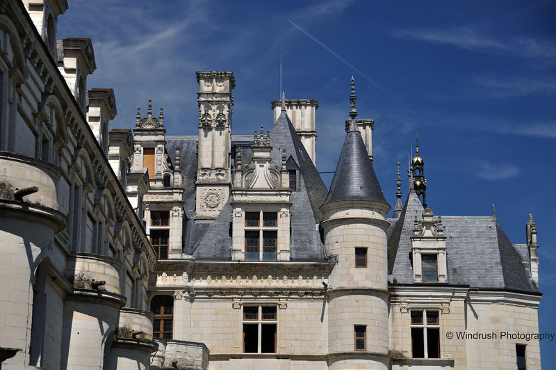 052 Chateau de Chenonceau