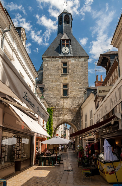 Clock Tower, Amboise