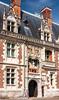 Entrance to Chateau, Blois